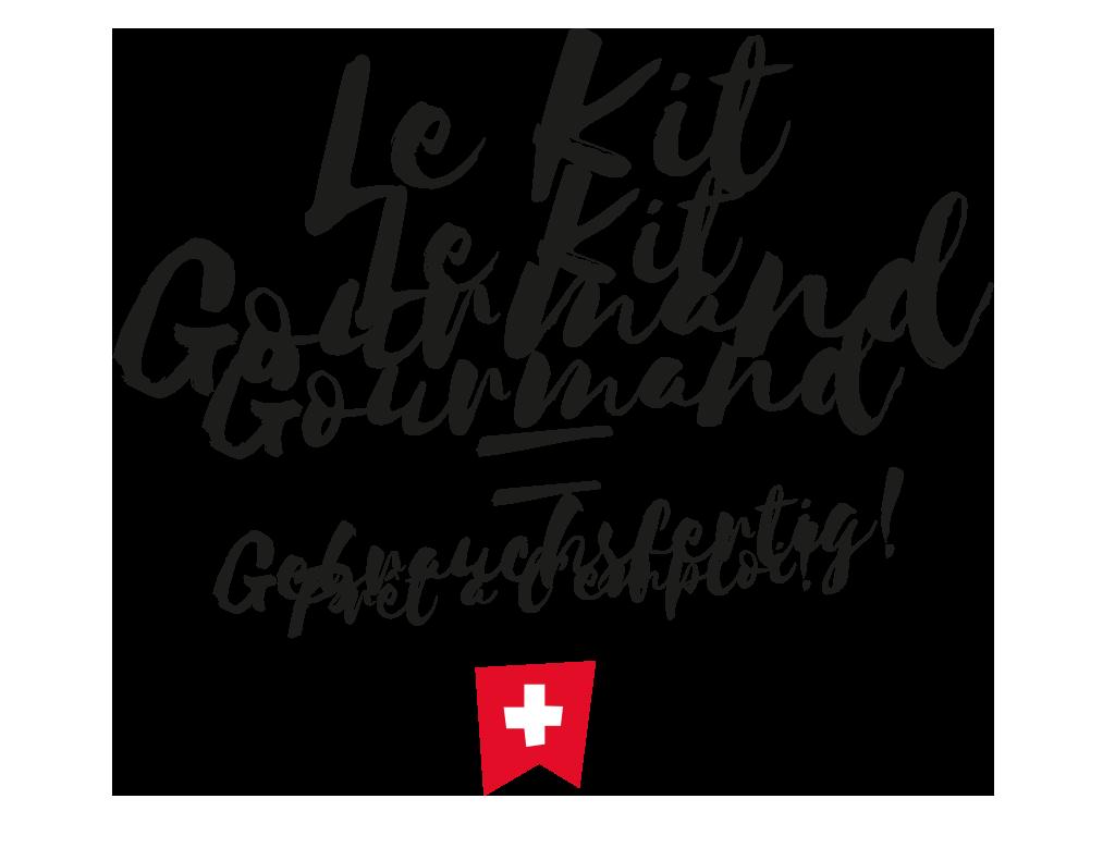 Kit Gourmand_de | SwissPastryCream